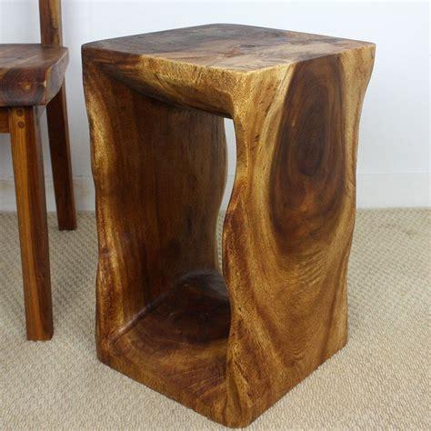 hand carved end tables 588 best images about log furniture on pinterest