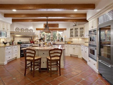 country style floor ls 23 beautiful spanish style kitchens design ideas