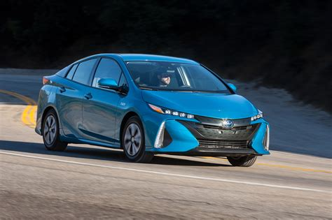 2017 Toyota Prius Prime Plug-in Hybrid Review