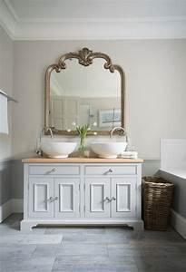Mirroir Salle De Bain : miroir salle de bain qui refl te votre style et personnalit ~ Dode.kayakingforconservation.com Idées de Décoration