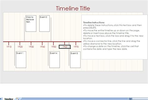 timeline template chart excel timeline chart exle video search engine at