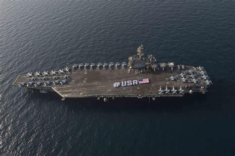 Photo Gallery Celebrating Us Independence Day At Sea