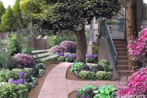 southwest garden design southwest garden walkway my version gardenpuzzle online garden planning tool
