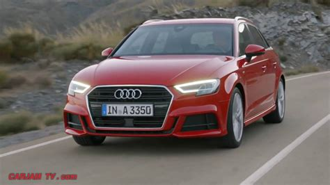 New Audi 2017 A3 Sportback Interior Review 2017 Commercial