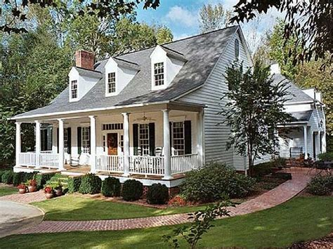 Traditional Country Home by Traditional Southern Home House Plans Colonial Southern