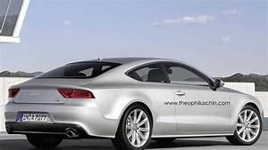Audi A7 Coupe : rendered speculation audi a7 coupe ~ Medecine-chirurgie-esthetiques.com Avis de Voitures