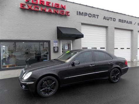 It will only open with the key. 2007 Mercedes-Benz E-Class for Sale in Trenton, OH - CarGurus