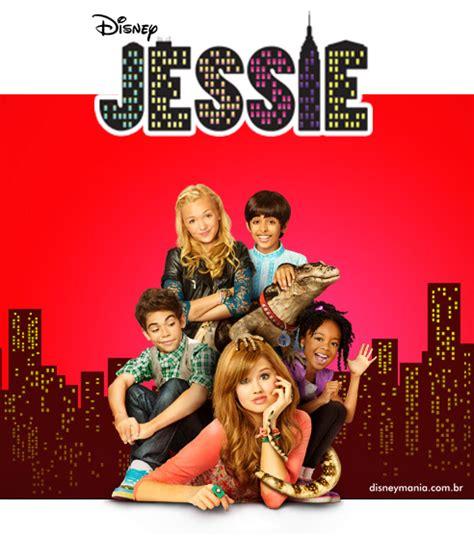 serie disney channel jessie