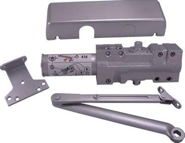 industrial door closer 416 series heavy duty design hardware