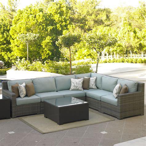 Northcape Patio Furniture Malibu by Northcape International Malibu Right Arm Facing Six