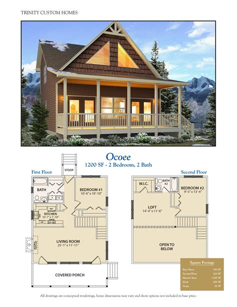 floor plans custom homes