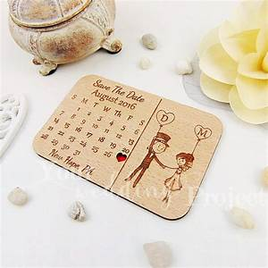 calendar save the date magnet custom engraved da on sample With wedding invitations with save the date magnet