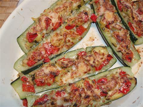 cuisine egyptienne recette de courgettes farcies aux légumes le d