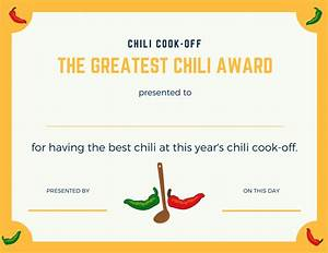 chili cook off insider another free invite scorecard With chili cook off award certificate template