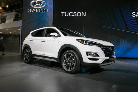 2019 Hyundai Tucson Offers More Power  Automobile Magazine