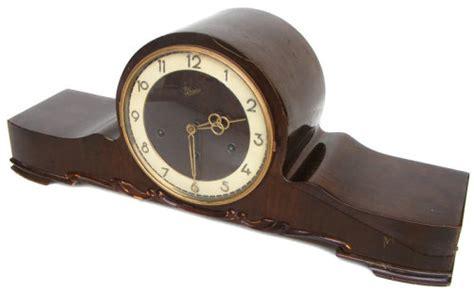 Large Urgos Westminster Chime Mantle Clock