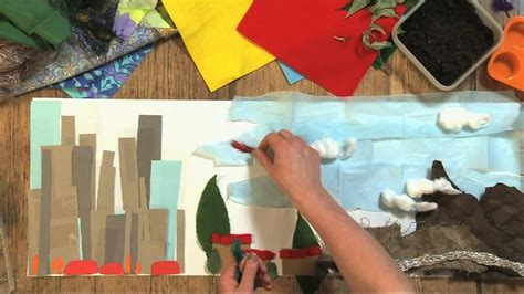 When mulling over play area designs, incorporate playground landscape ideas into your considerations to provide maximum benefits for the community and the families and children who live in it. Art and Design KS1 / KS2: Creating a collage landscape ...
