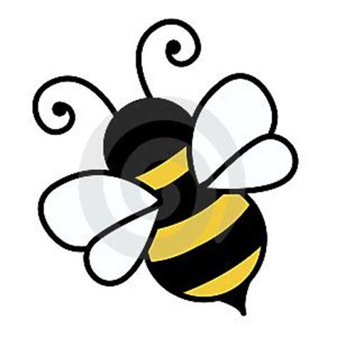 cute bee clip art  illustration   cute bee
