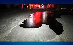 Los Angeles Oil Geyser Sickens Workers, Shutters Strip ...