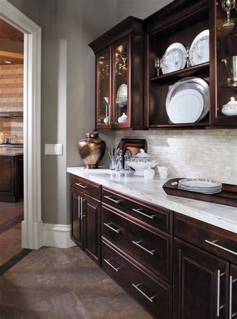 Best  20 Cherry Kitchen Cabinets Designs Ideas With Photo