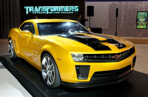 chevrolet  offer limited edition bumblebee camaro