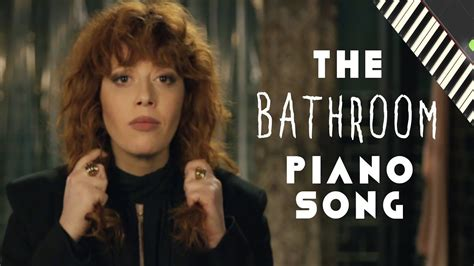 Russian doll on netflix features a number of different songs from a wide variety of genres throughout the series. Russian Doll Bathroom Piano song tutorial Gotta Get Up - YouTube
