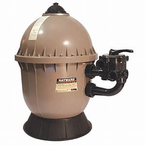 Hayward Sand Filter With Side Mount Valve 20 Inch Tank