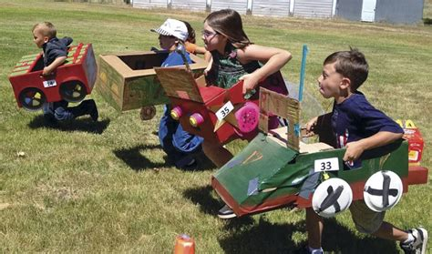 box car for kids box car races in yreka offer a fun time for kids and their