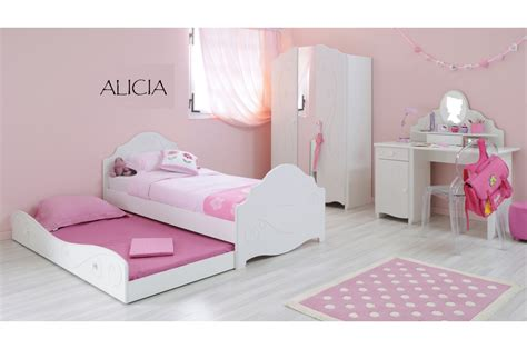chambre a coucher fille meuble chambre fille