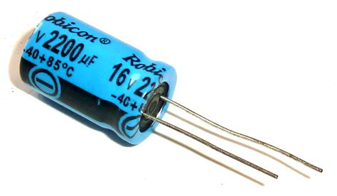 The Basics Capacitor Values Build Electronic Circuits