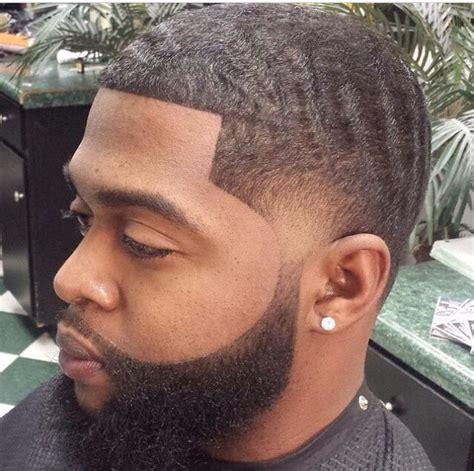 Clean Taper With Nice Beard Work Black Men Haircuts