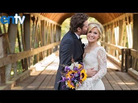 kelly clarkson  married  brandon blackstock youtube