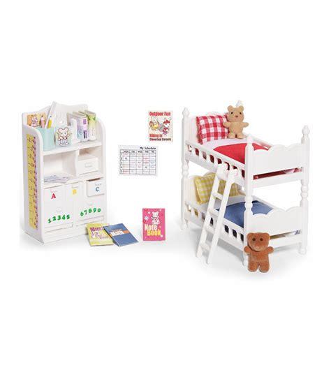 Childrens Bedroom Set by Calico Critters Children S Bedroom Set