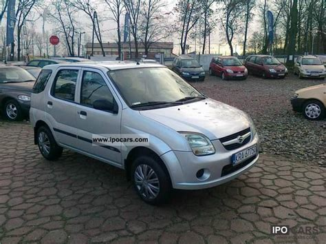 2004 Suzuki Cars by 2004 Suzuki Ignis Car Photo And Specs