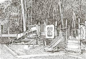 Playground sketch | Anthony James | Archinect