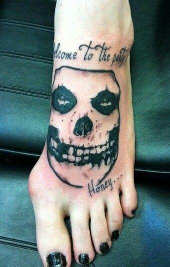 Pin by Halana Kros on music tattoos | Misfits tattoo ...