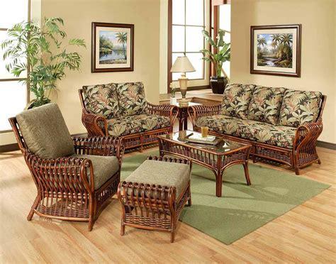 Wicker Rattan Living Room Furniture Peenmediacom