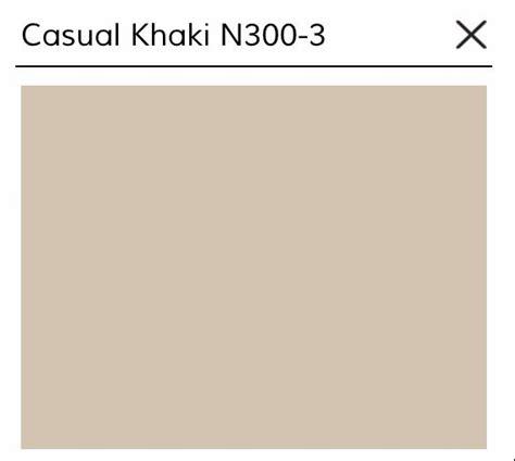behr casual khaki paint colors room color design