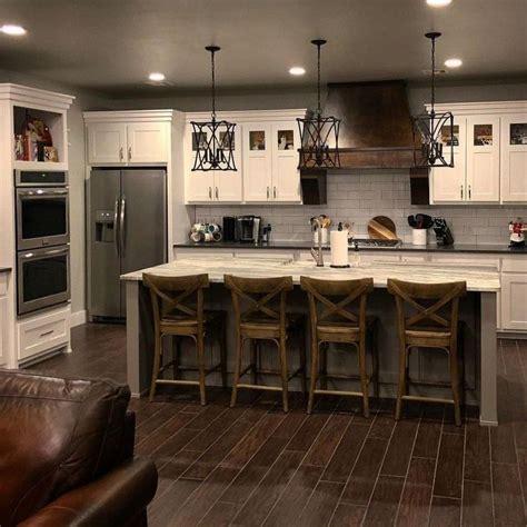 marvelous farmhouse kitchen cabinet makeover design ideas   homyfeed