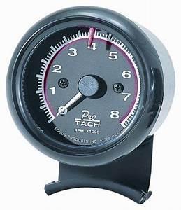 Buy Equus 6086 Black Tachometer  2