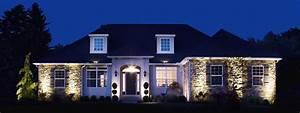 Starry night lighting landscape company in