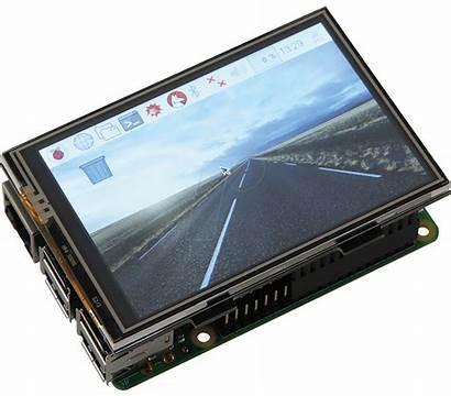 Raspberry Pi Lcd Display Touch Pixel Rasp