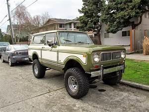 Seattle U0026 39 S Classics  1973 International Scout Ii