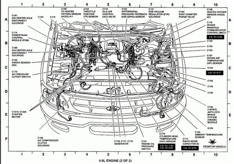 2009 Ford F 150 Fuel System Diagram by Ford 5 4 Engine Parts Diagram Getting Started Of Wiring