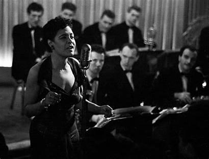 Billie Holiday Arrested