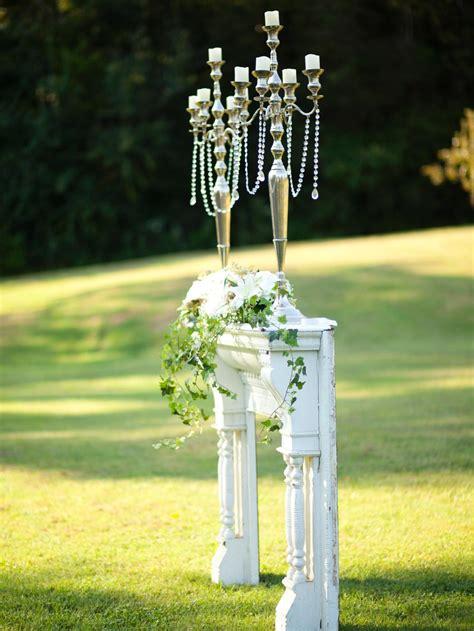 wedding altar and aisle decor entertaining diy party
