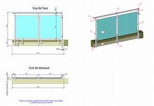 Garde Corps à Faire Soi Même : comment monter soi meme un garde corps de toit terrasse ~ Premium-room.com Idées de Décoration