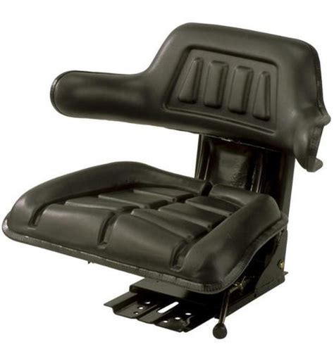 agristore usa replacement parts universal tractor seat black