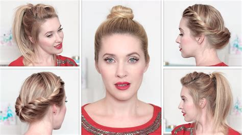 Fun back to school hairstyles for medium <a href=