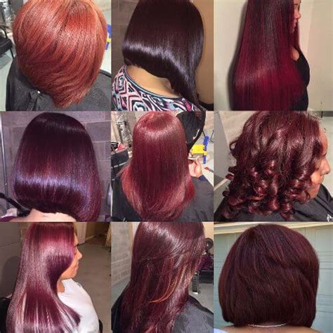 burgundy hair color ideas 50 burgundy hair color ideas for this fall hair